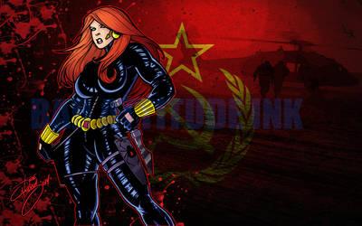 Black Widow by JINworks