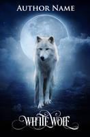 White wolf by sylvana-creation