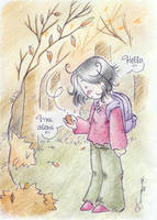 Fio ID -autumn version- by fio