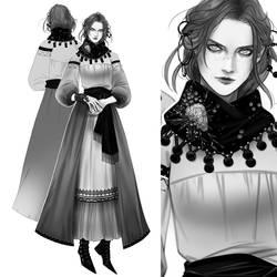 Axia / Finish concept by ILICHEVA