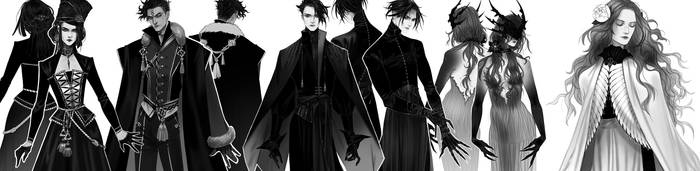Other finished concepts by Clioroad