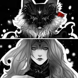 Meow by ILICHEVA