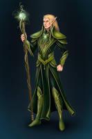 Elf by Svelien