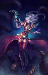 Void Priestess by Svelien