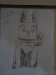 Mephisto dog by DanielaKairyu