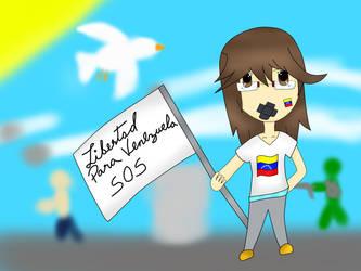 Libertad Venezuela by DanielaKairyu