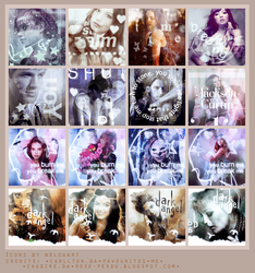 icons'5 by Neloaart