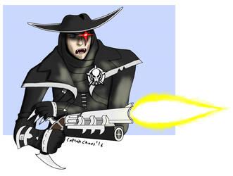 Jericho Cross illustration by realjack