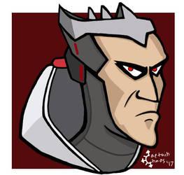 Rath doodle for Battleborn Day by realjack
