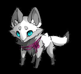 cute wittle husky by YiffyJaxx