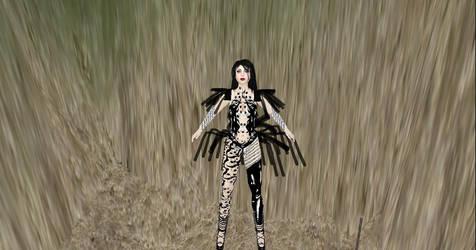 Dark horse outfit by YiffyJaxx