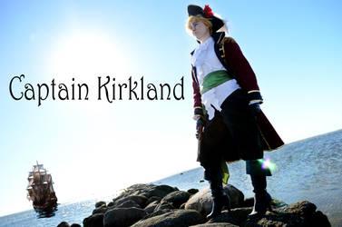 Captain Kirkland by BeyondBlackMountains