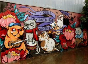 Graffiti 57 by Sisterslaughter165