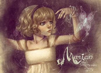 Marian Monday by DumonchelleDraws