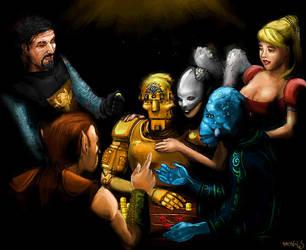 Fantasy gambling by Naitvalis