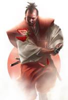 The strawberry samurai by PascaldeJong