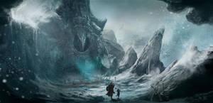 Necromancers lair concept by PascaldeJong