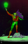 Green Lantern Golden Age by siulziradnemra
