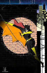 Batgirl by siulziradnemra