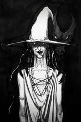 Witch by siulziradnemra