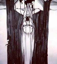 Vampire head down by siulziradnemra