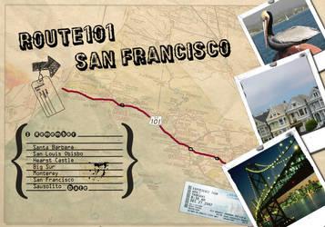 Cisco Travel Journal - Cover by crocusgirl