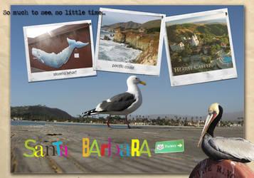 Cisco Travel Journal - Pacific by crocusgirl
