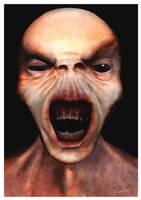 Monster Portrait 1 by larkie