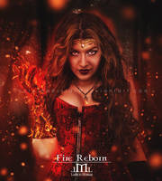 Fire Reborn by LaercioMessias