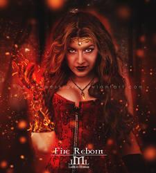 Fire Reborn by LaercioMessias