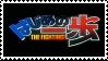 Hajime No Ippo stamp by recastanho