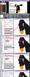 3DCG huesos extras    Spanish PMX-Tutorial   by Kurusou