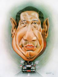 karikatur SBY by movetotrash