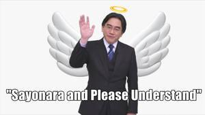 Bye Iwata by MegaSylar