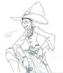 Captainette Nutria X. Reyes by tunatorpedo