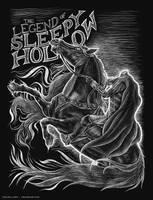 The Legend of Sleepy Hollow by cmloweart