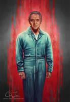 Dr. Lecter by cmloweart