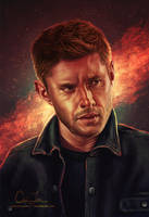 Dean by cmloweart