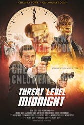 Threat Level Midnight by cmloweart