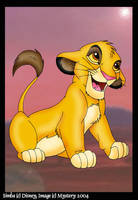 Lill Simba by Bilashakala