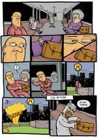 subway story by TomPastuszka
