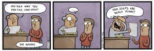 funny strip by TomPastuszka