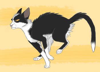 Tail Long Enough For Ya? by Graystripe64