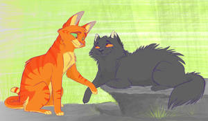 Like a Son by Graystripe64