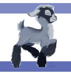 Little Goat by Graystripe64
