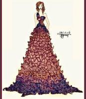 Amethyst Princess by JoyceCruz