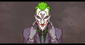 Why So Serious? by Anny-D