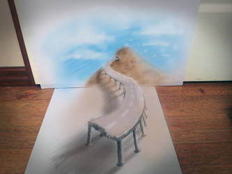 The Bridge by RamonBruin