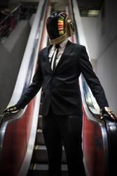 Guy Manuel - Daft Punk cosplay by Italicans