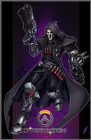 Reaper - Overwatch by Puekkers